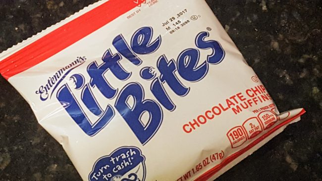Chocolate chip is my kids' favorite flavor of Little Bites.