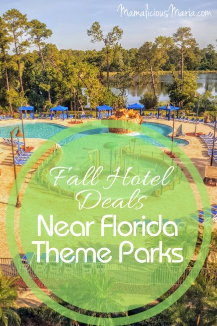 Check out these travel deals at hotels near Florida theme parks. Use the DOSH app to get cash back too!