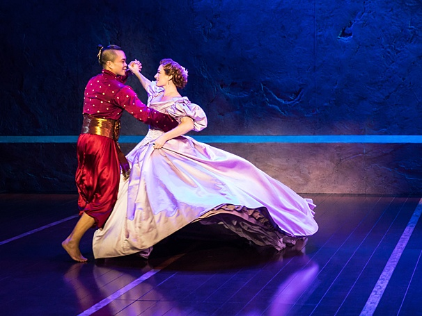 Have a moms night out at the King and I at the Fox Theatre!
