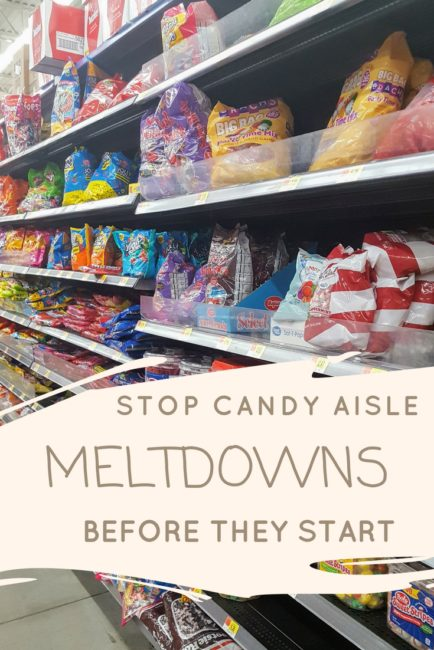 Walmart Grocery pickup service means I get to skip the candy aisle meltdowns that will inevitably come!
