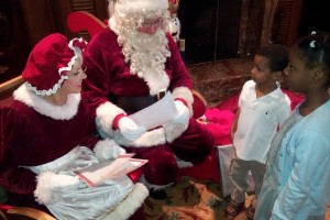 How long will my kids believe in Santa? #ww