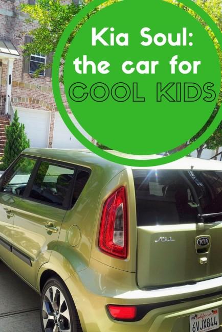 The Kia Soul is the cool kids car.