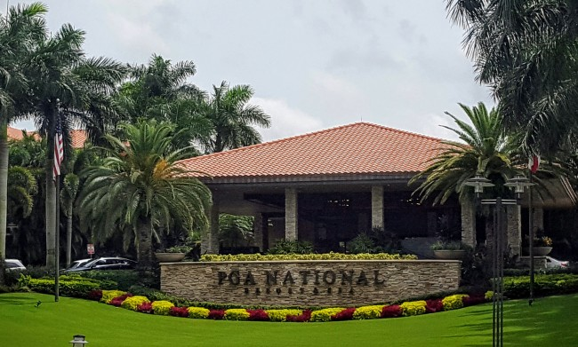 Hit the tennis court or the golf course at PGA National this summer.
