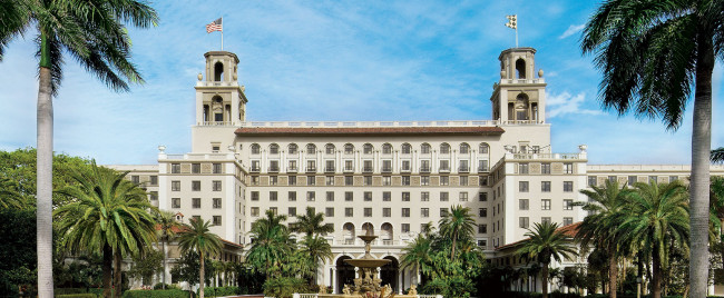 Palm Beach travel deals includes the ultimate luxury at The Breakers.