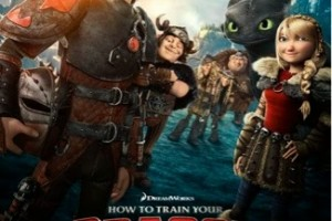 How to Train Your Dragon 2 in Theaters TODAY
