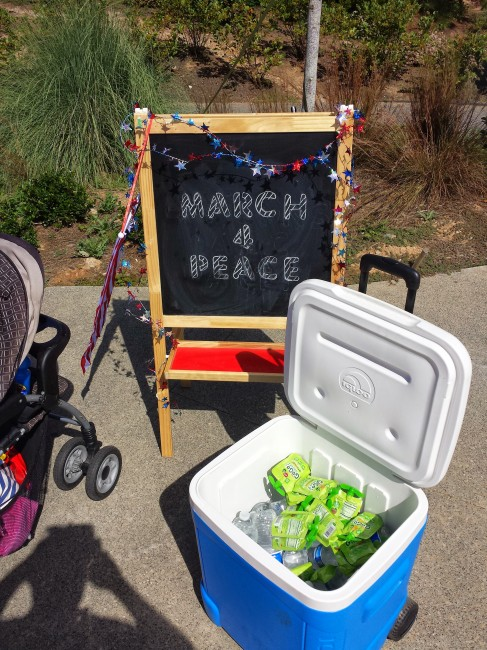 #march4peace