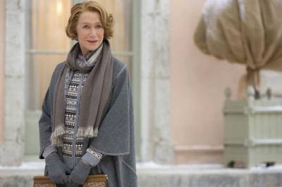 """Helen Mirren in """"The Hundred-Foot Journey"""""""