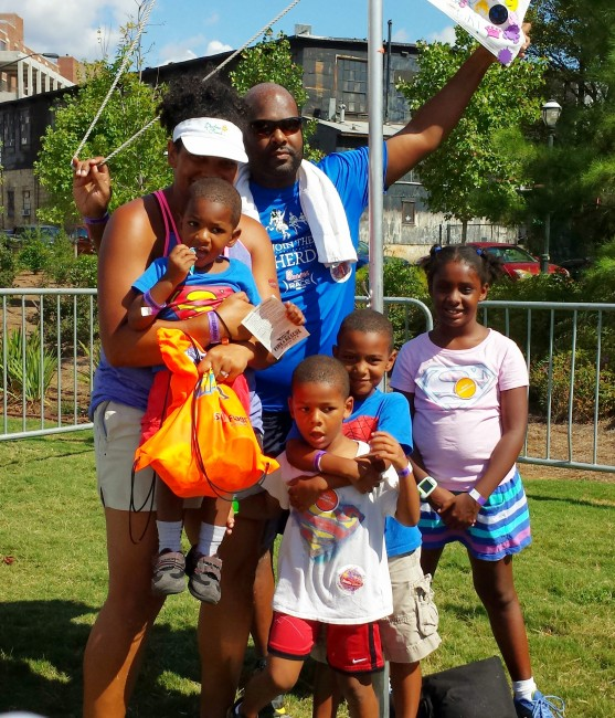 Smith family #fitmadefun day