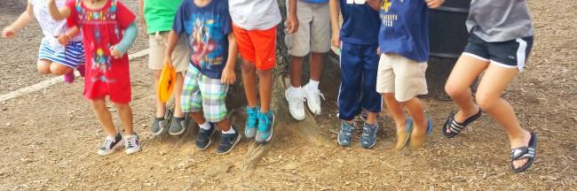 #fitmadefun jumping kids