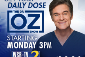 Dr. Oz is Coming to Atlanta for Health Expo #DrOzOn2