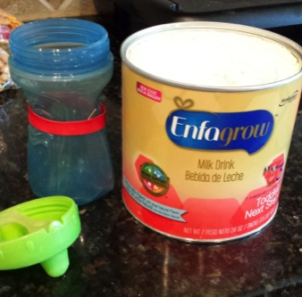 Enfagrow Toddler Next Step formula