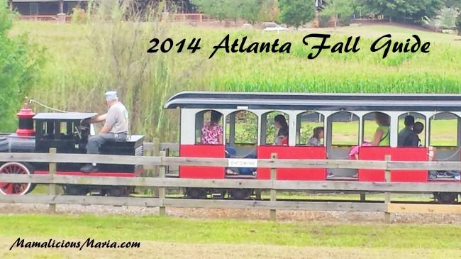 Guide to 2014 Atlanta Fall Activities