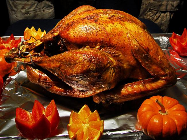 Latin Mojo Turkey