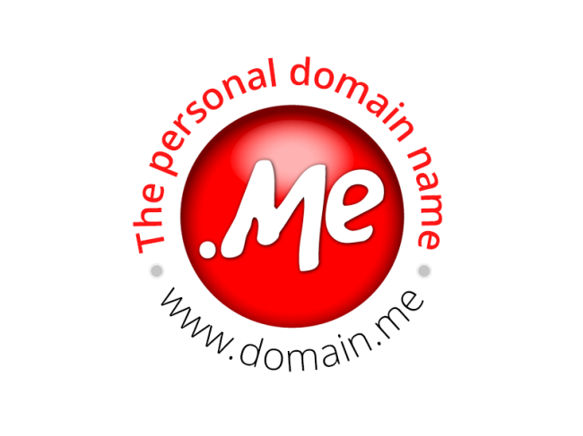 domain me logo