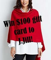 Uncomplicate Your Style with a $100 J.Jill Giveaway