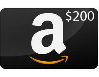 Win a 200 Amazon gift card
