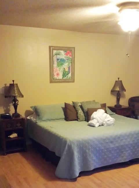 Palmetto Dunes villa bedroom