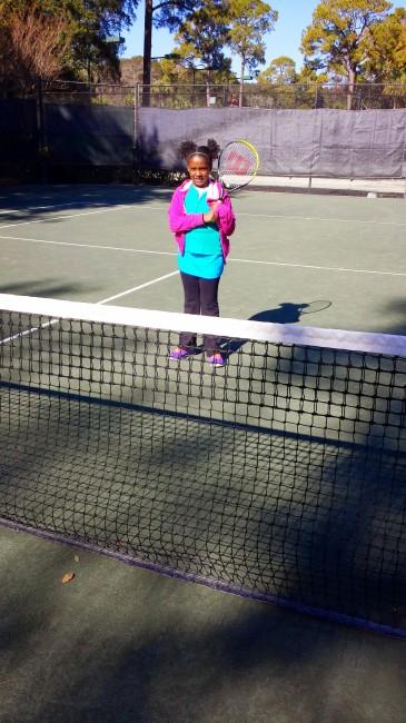 Palmetto Dunes tennis program