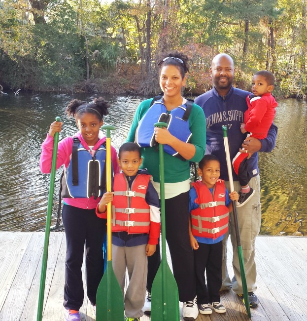 Palmetto Dunes Hilton Head Outfitters canoe