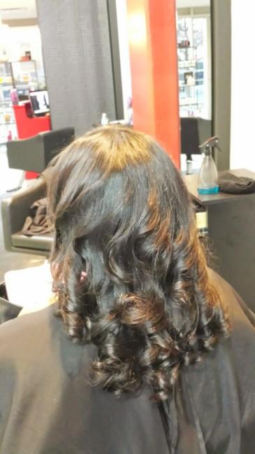 Louis Quarterman salon hair review