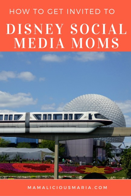 Find out how to get an invite to Disney Social Media Moms.
