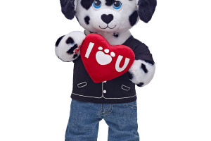 Valentine's Day Build-A-Bear Giveaway