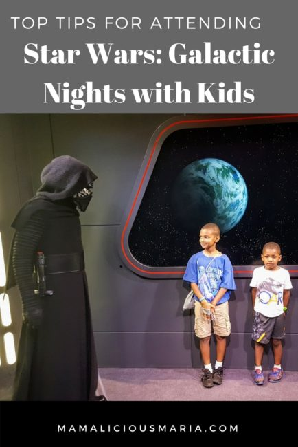 Attend Star Wars Weekend with kids. Top tips from Stars Wars expert and Disney Mom Panel mom.