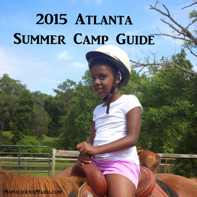 2015 Atlanta Summer Camp Guide