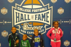 Giveaway| Tickets to the College Football Hall of Fame
