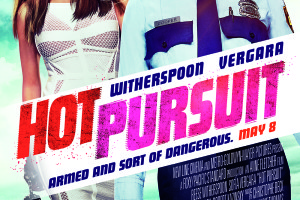 #HotPursuit Races into Theaters May 8 + $25 Giveaway #ad
