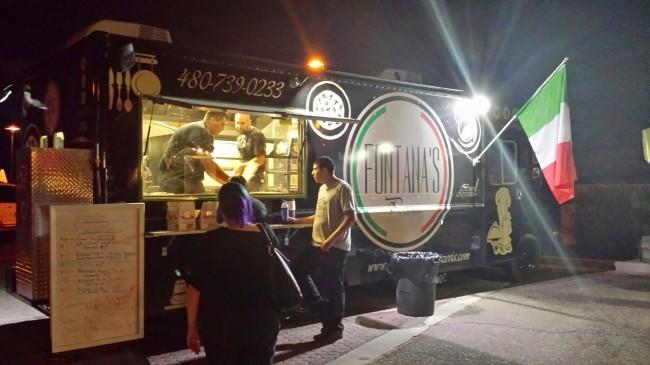 Scottsdale Food Truck Caravan