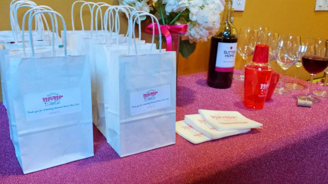 Moms Nite Out Goody Bags