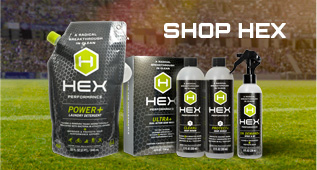 Hex Performance laundry detergent