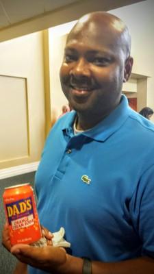 Cedric Smith Happy Father's Day