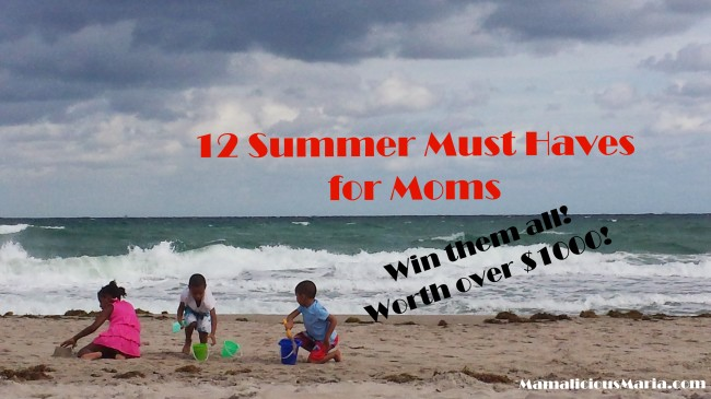 12 summer must haves for moms