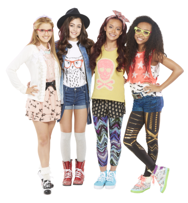 Netflix Original Project Mc2 Cast