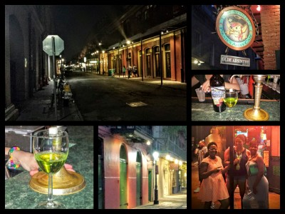 New Orleans offers many fun options after dark.