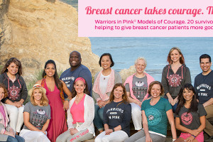 Ford Helps Breast Cancer Patients Have More Good Days