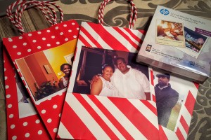 Easy Personalized Gifts with HP Social Media Snapshots #stickapic