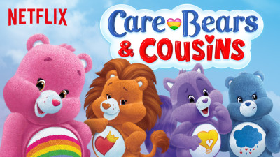 New Netflix Family show: Care Bear & Cousins, is stream now.