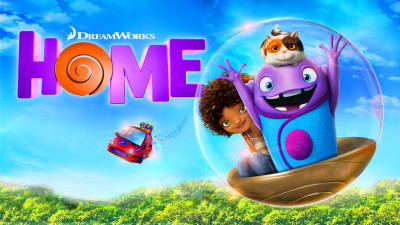 Home is a great Netflix family show for the holidays.