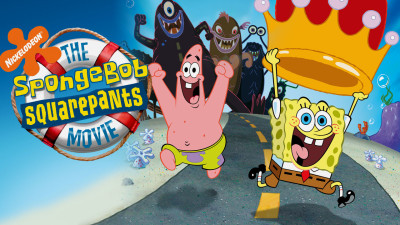 The Spongebob Squarepants Movie is streaming on Netflix now.