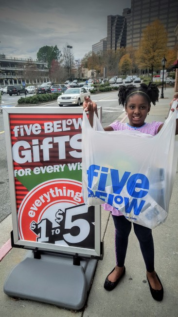 Five Below is one of the trendiest stores where everything is under $5!