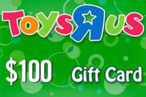 Toys R Us Gift Card Giveaway