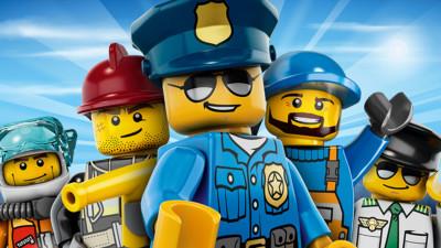 LEGOs on Netflix!