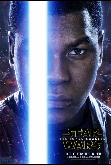 Star Wars The Force Awakens is in theaters now!