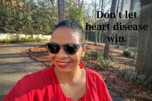 Don't Let Heart Disease in Women Win #PiedmontGoesRed #GoRedForWomen