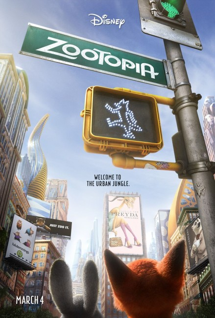 Zootopia has fantastic underlying messages of keys to racial harmony.