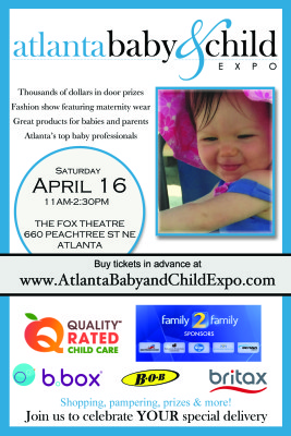 Atlanta Baby and Child Expo returns for 2016.
