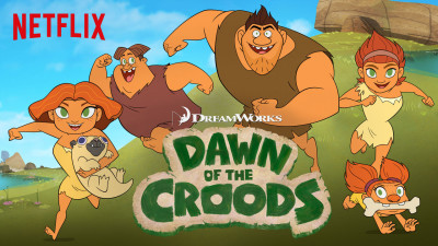 Dawn of the Croods is a great series to add to your Netflix playlist.